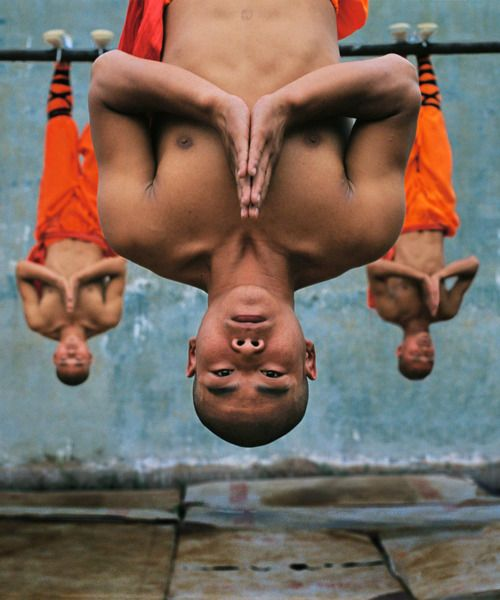 Shaolin Monastery, Hunan Province, China, 2004, final book_iconic