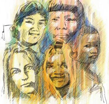 Resultado de imagem para raças raíz